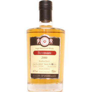 Read more about the article Bowmore 2000 8 years #800267 MoS