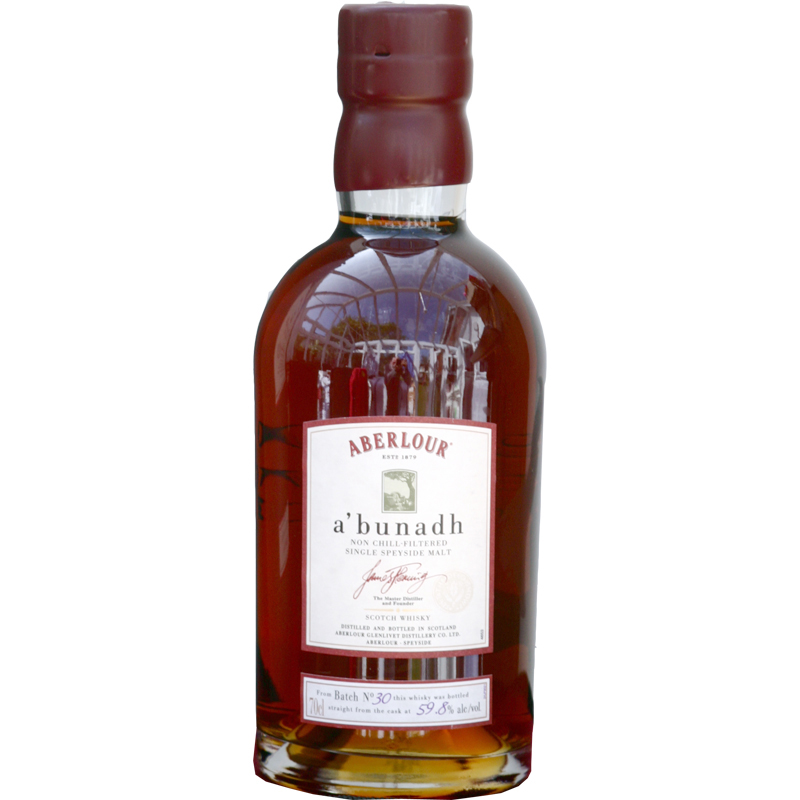 Read more about the article Aberlour A'bunadh Batch #30