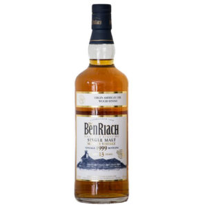 Read more about the article BenRiach 1999 13 years – Virgin American Oak