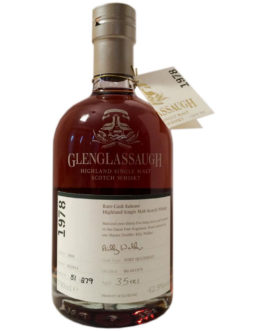 Glenglassaugh 1978 35 years