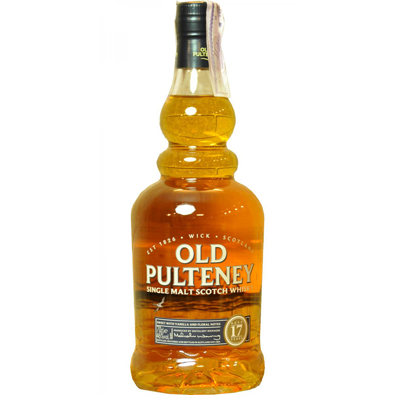 Read more about the article Old Pulteney 17 years