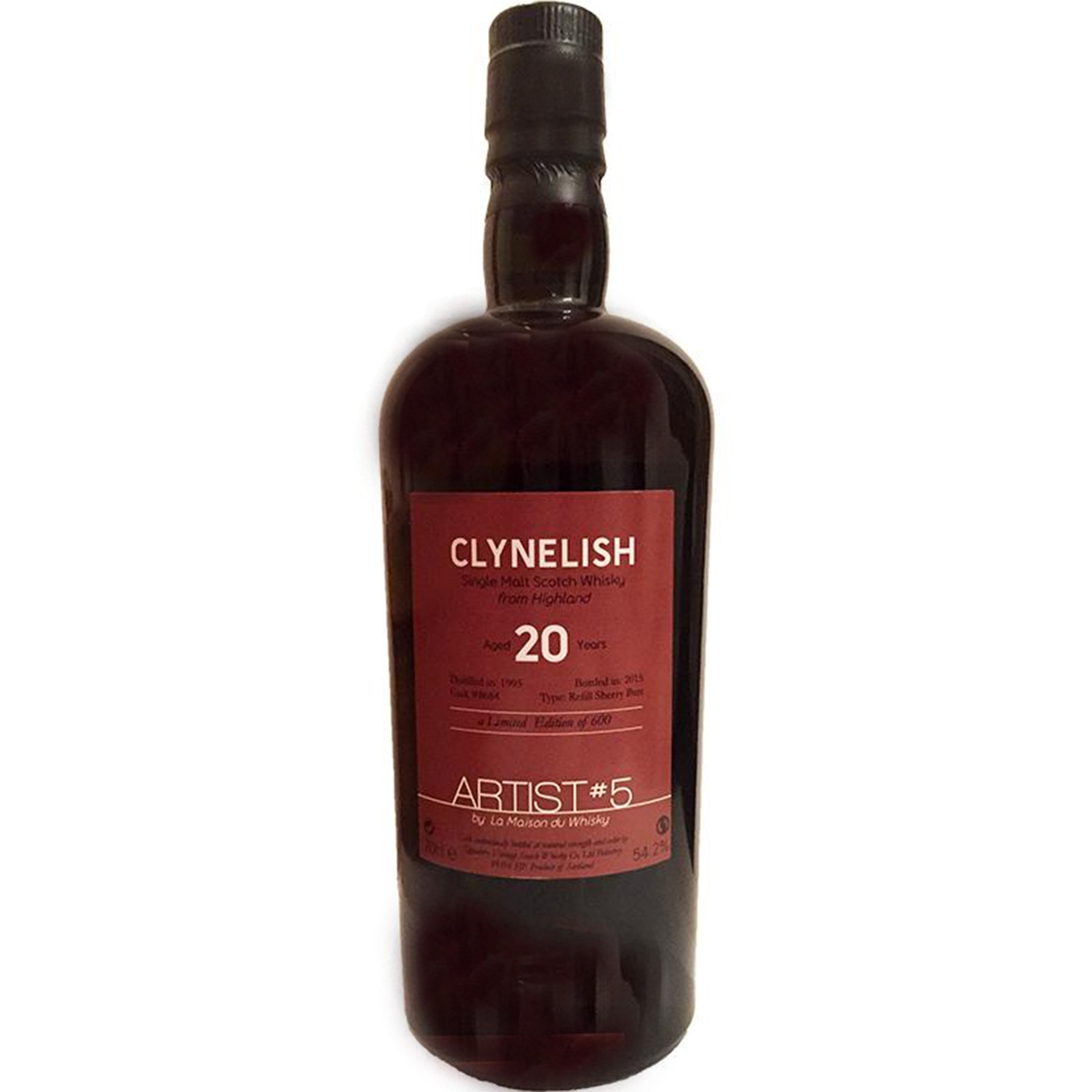 Read more about the article Clynelish 1995 20 ans