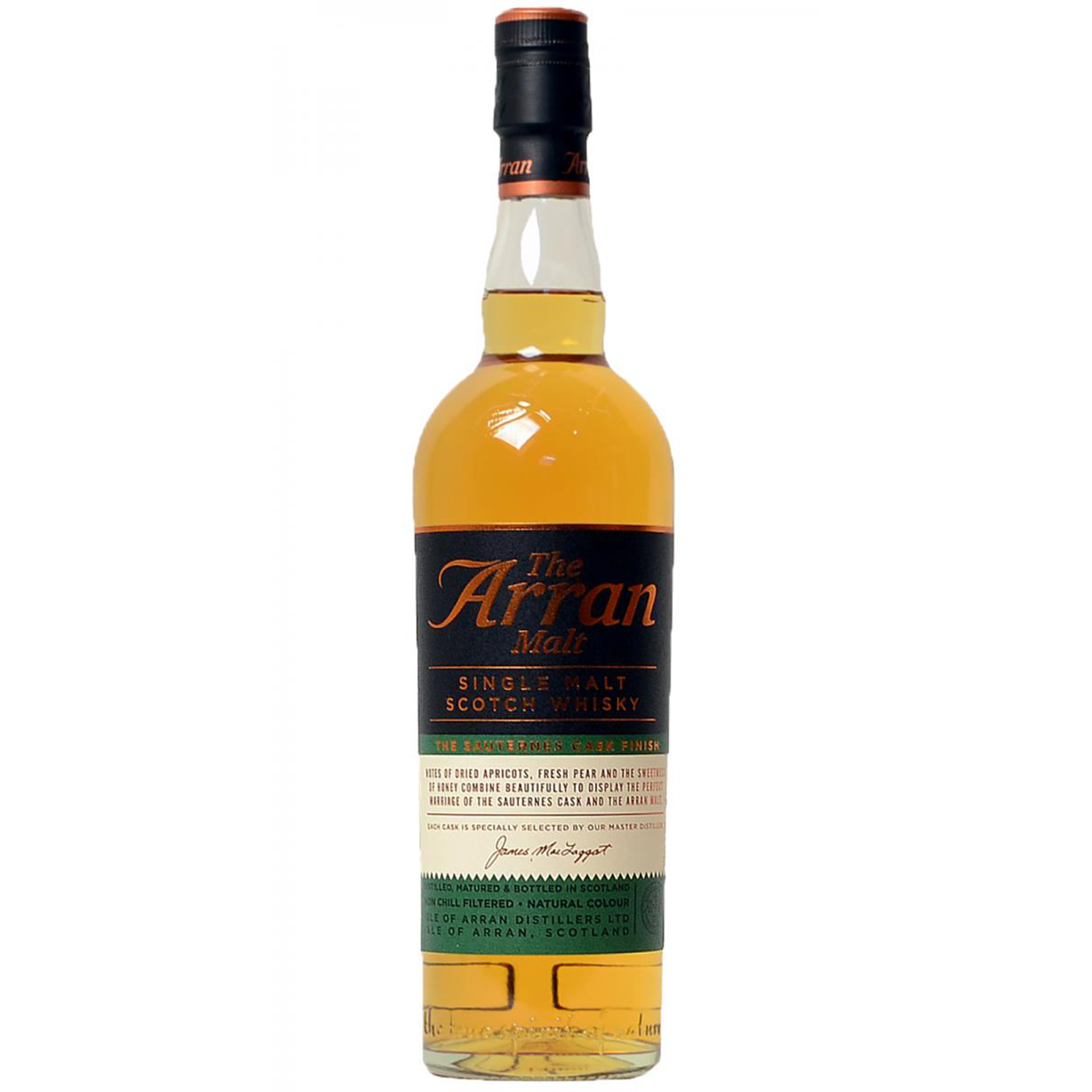 Arran – The Sauternes Cask