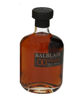 Balblair 2000 17 years – 2nd Edition*