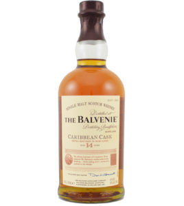Read more about the article Balvenie 14 years Caribbean Cask