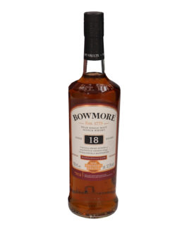 Bowmore 18 years – The Vintner's Trilogy*