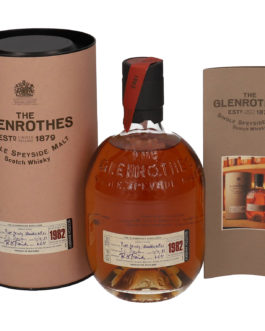 Glenrothes 1982 16 years