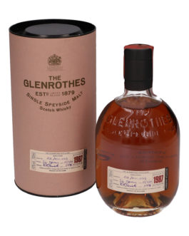 Glenrothes 1987 12 ans