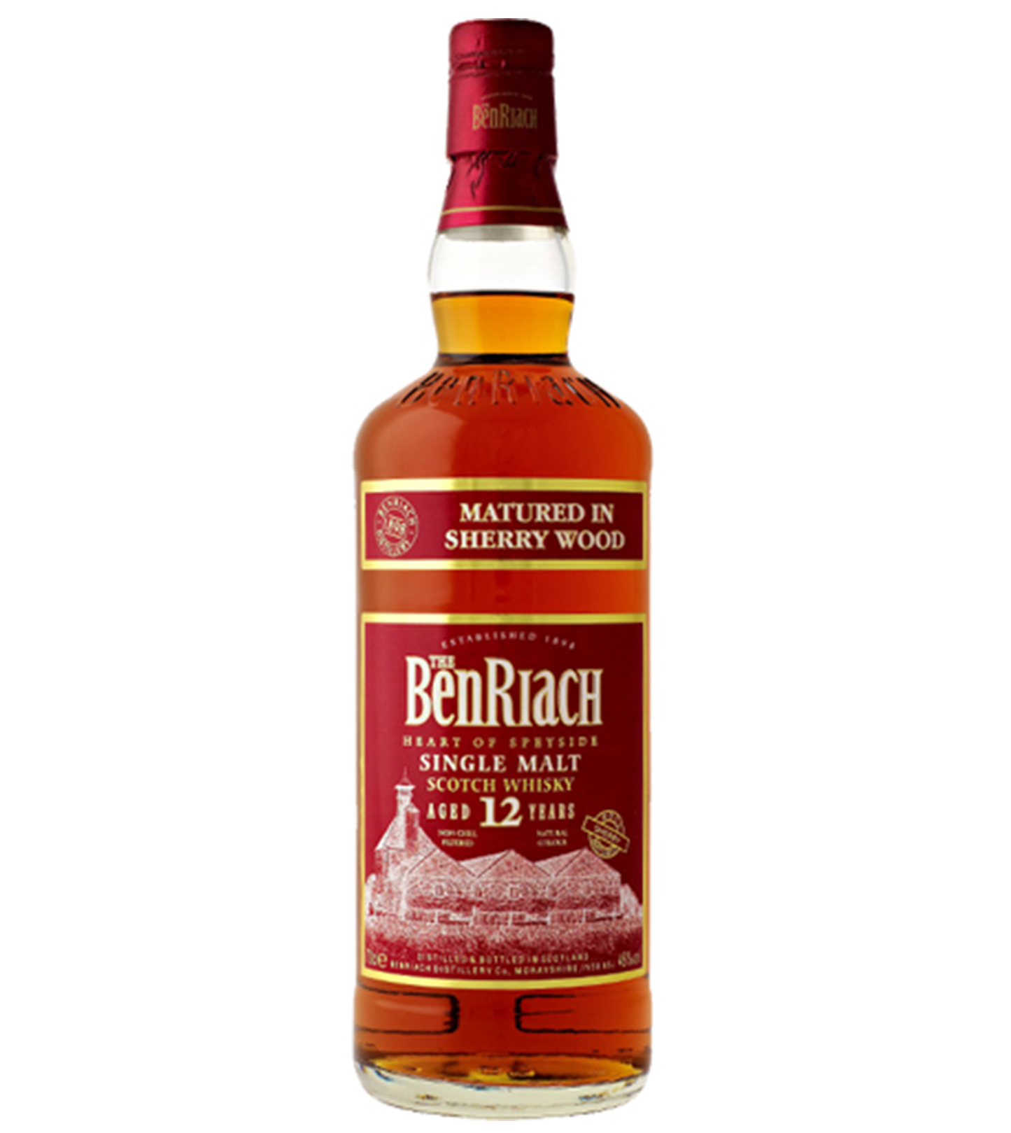 BenRiach 12 years – Sherry Cask