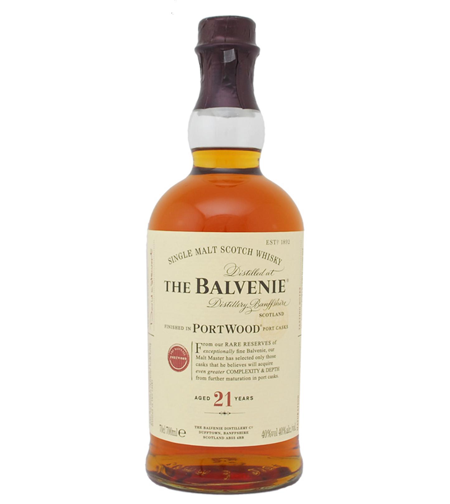 Balvenie 21 years – Portwood