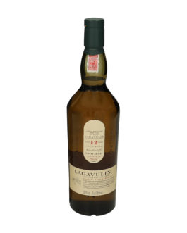 Lagavulin 12 years – 10th Release