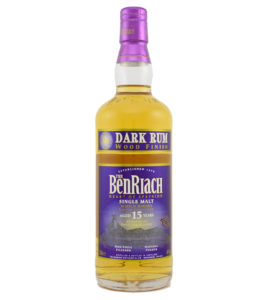 Read more about the article BenRiach 15 years – Dark Rum