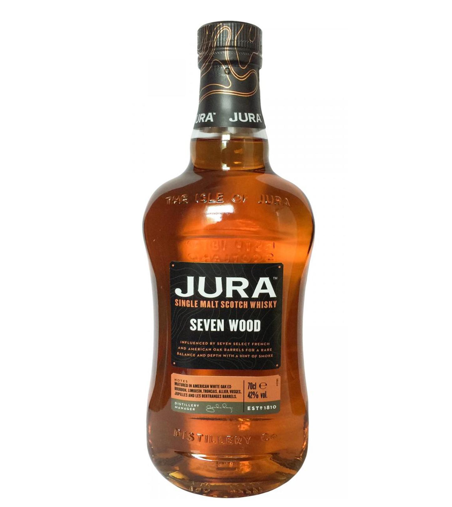 Isle of Jura – Seven Wood
