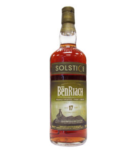 BenRiach 17 years – Solstice