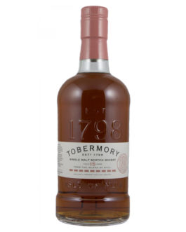 Tobermory 15 years – Marsala Finish*
