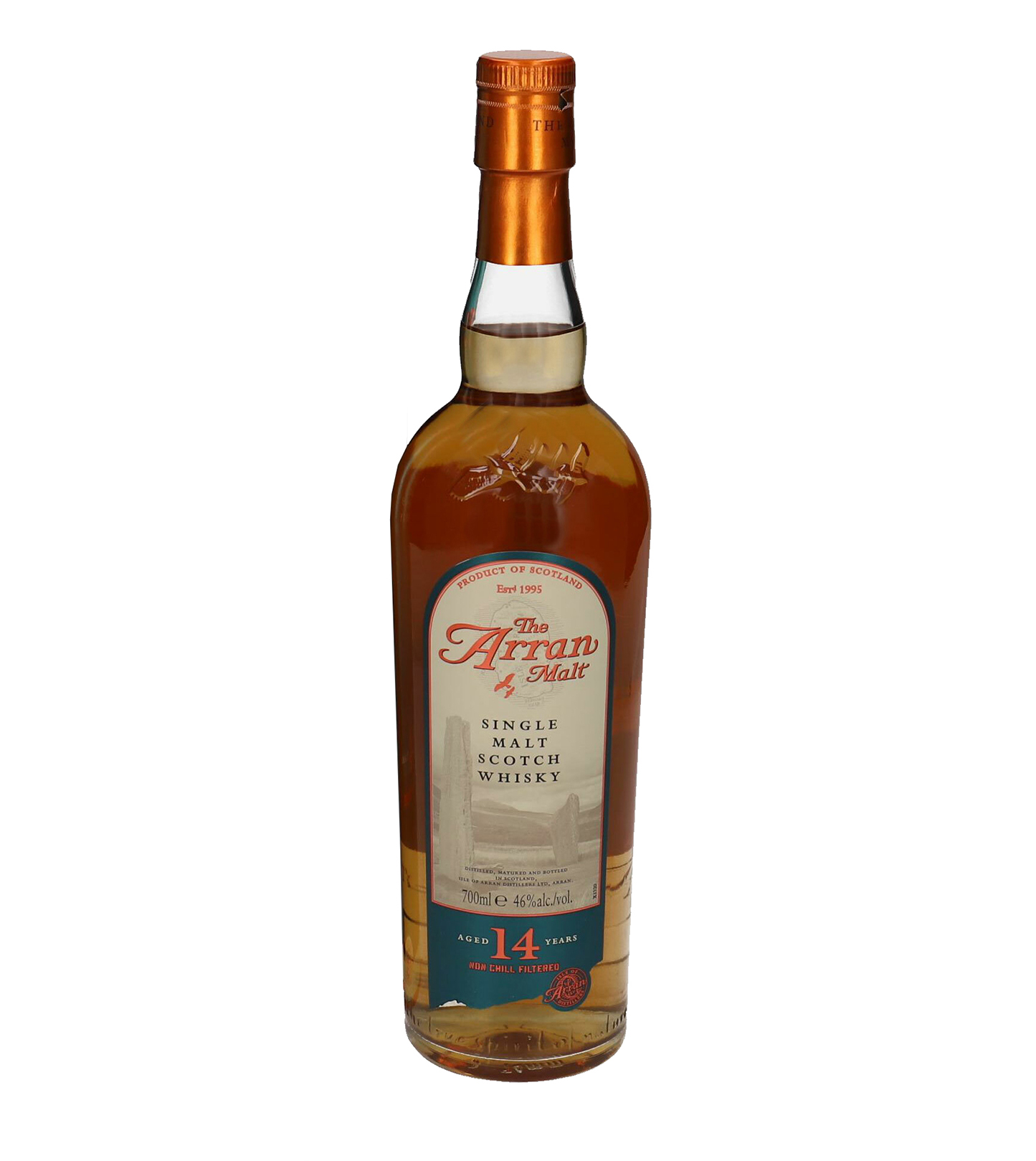 Read more about the article Arran 14 years