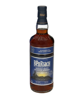 BenRiach 22 years – Moscatel*