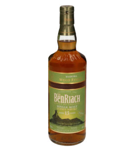 BenRiach 15 years – Madeira Wood Finish