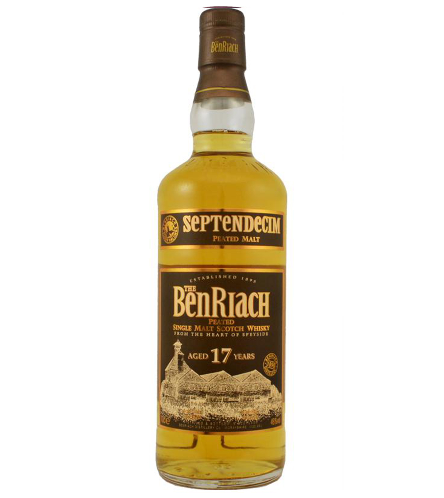 BenRiach 17 years – Septendecim