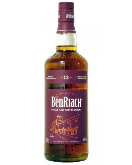 BenRiach 12 years – Sherry Wood*