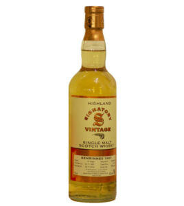 Read more about the article Benrinnes 1997 13 years – casks #97 #98