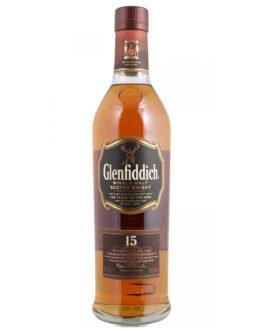 Glenfiddich 15 years – Unique Solera Vat*