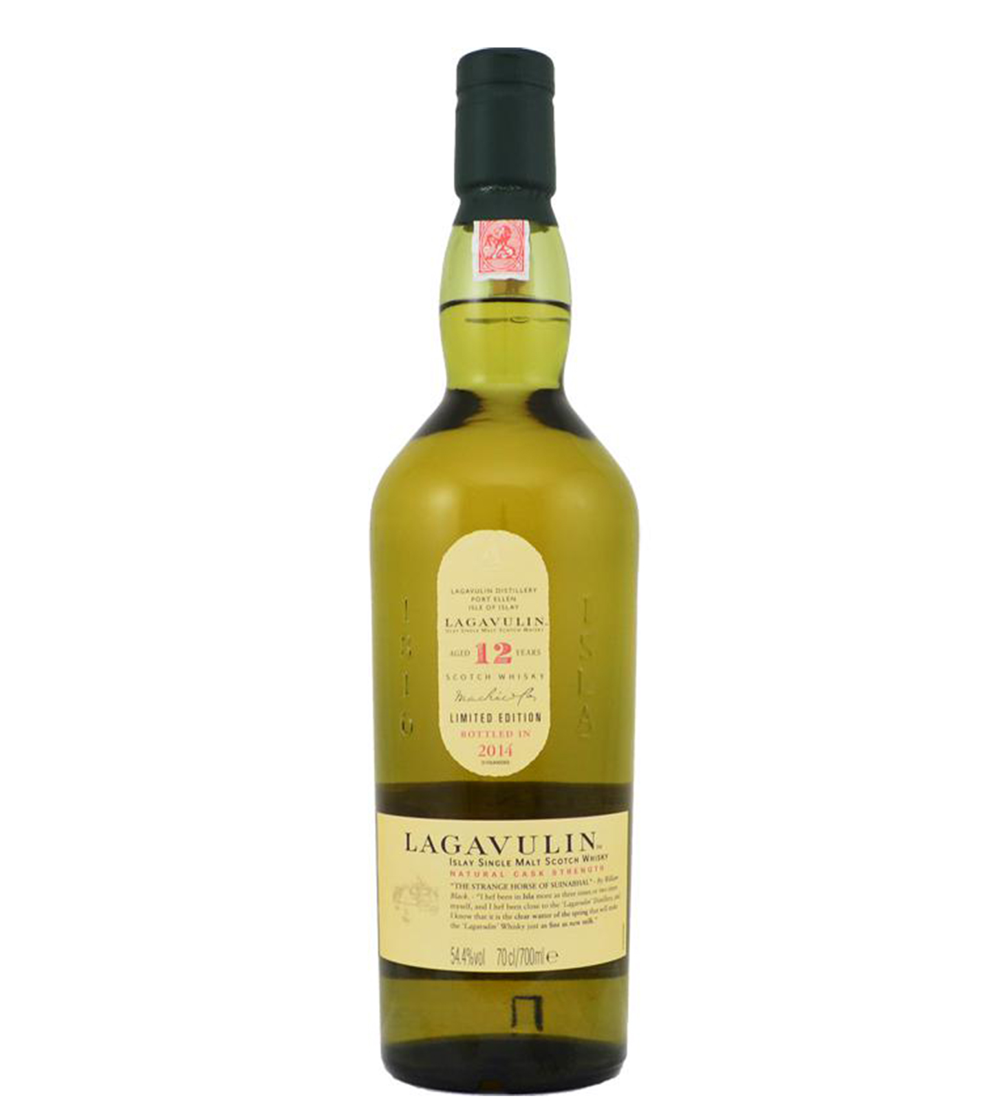 Lagavulin 12 years – Release #14