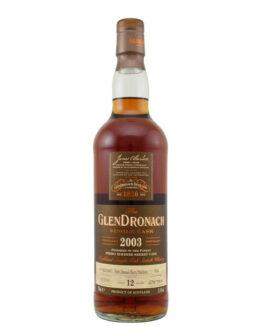Glendronach 2003 12 years*
