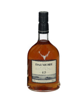 Dalmore 12 years – old bottling grey box
