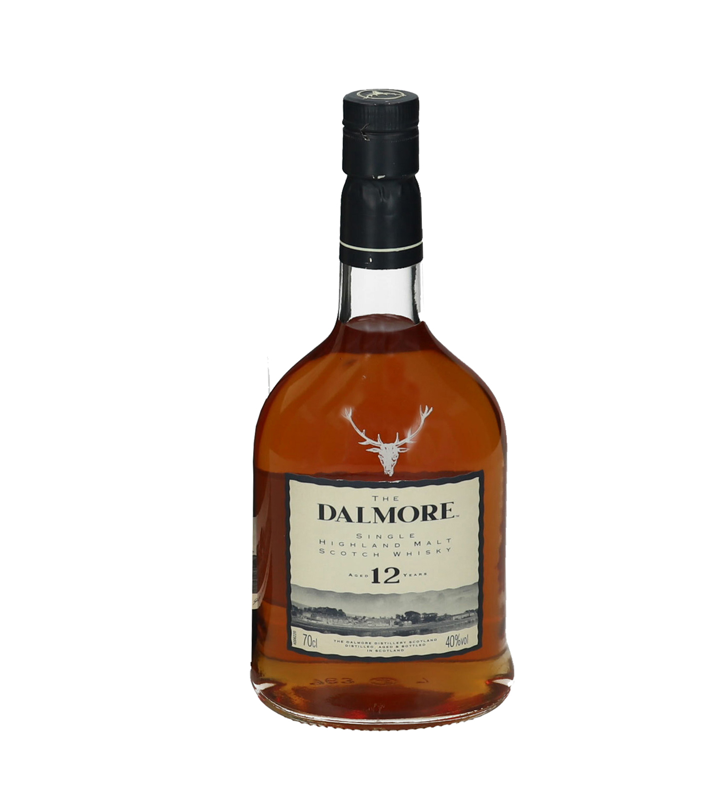 Dalmore 12 years – Old Grey Bottling