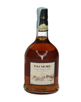 Dalmore 12 years – old bottling white box