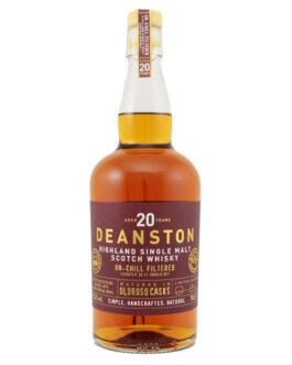 Deanston 20 years*