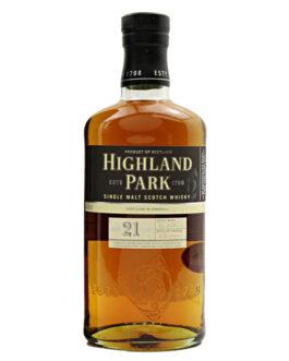 Highland Park 21 years*
