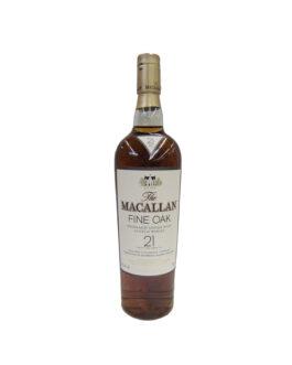 Macallan 21 years*