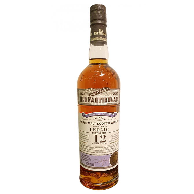 Ledaig 2007 12 years – cask DL #13707