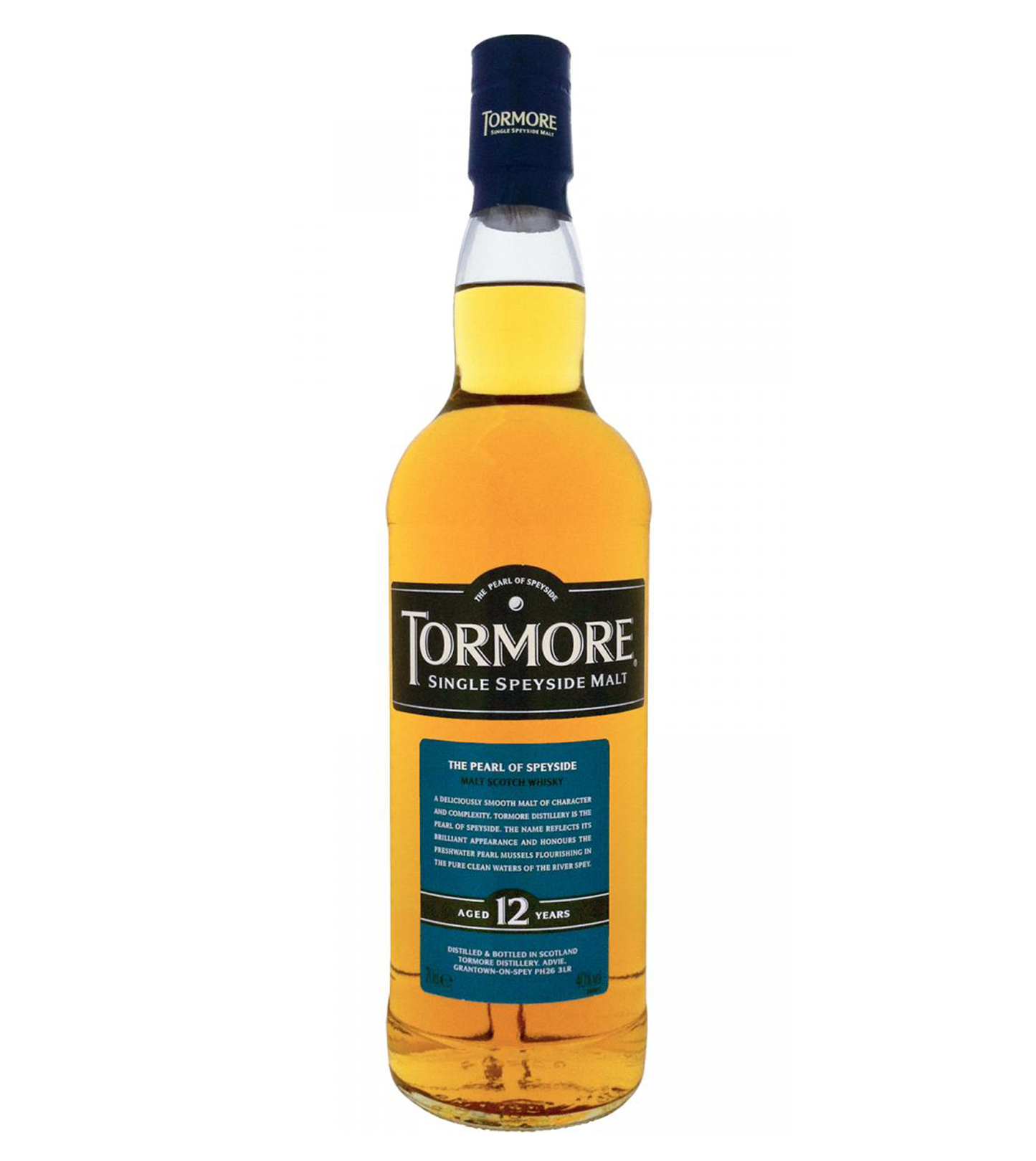 Read more about the article Tormore 12 years
