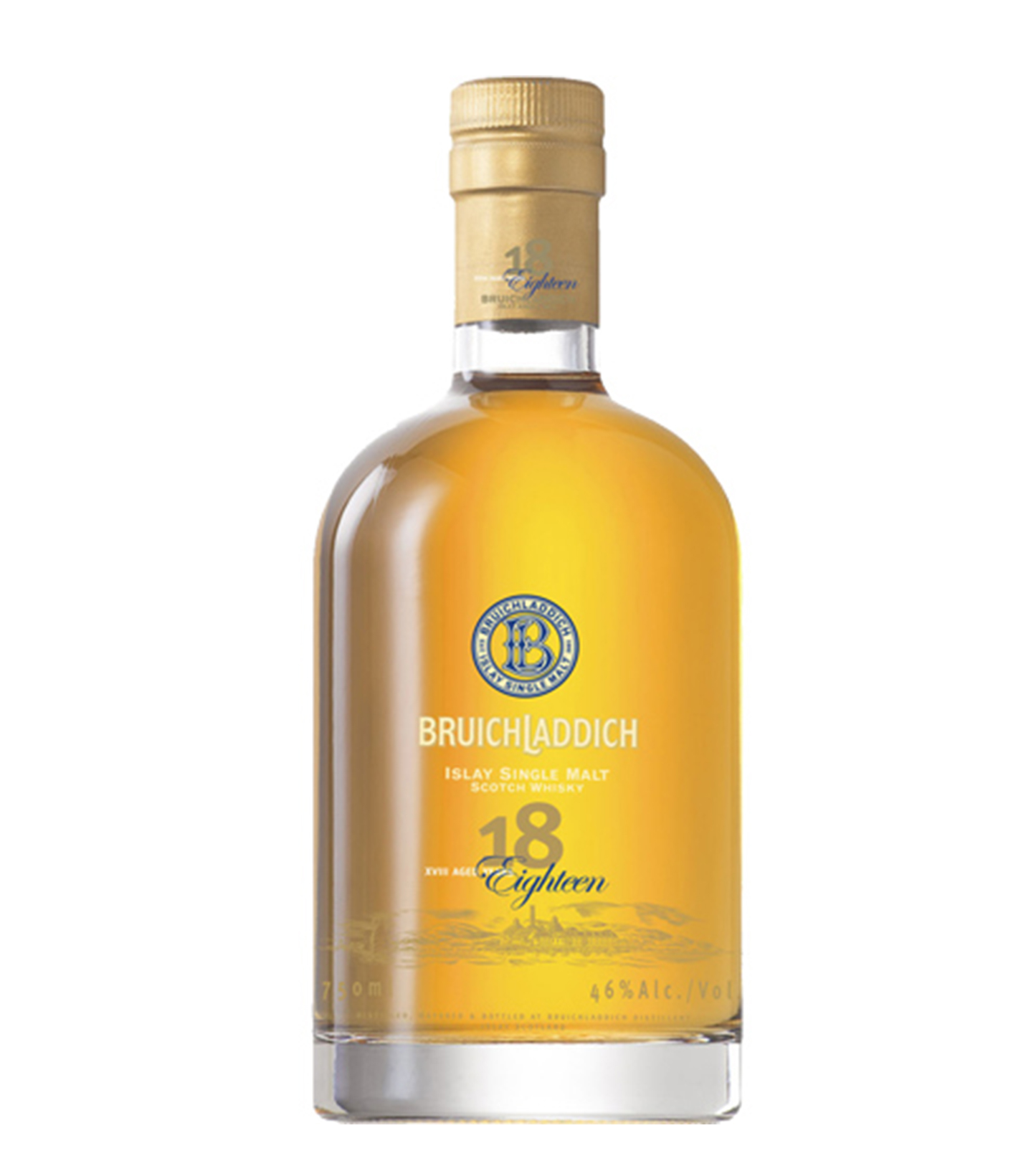Read more about the article Bruichladdich 18 years