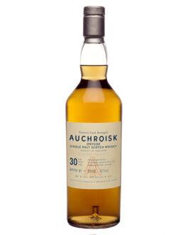 Auchroisk 30 years*
