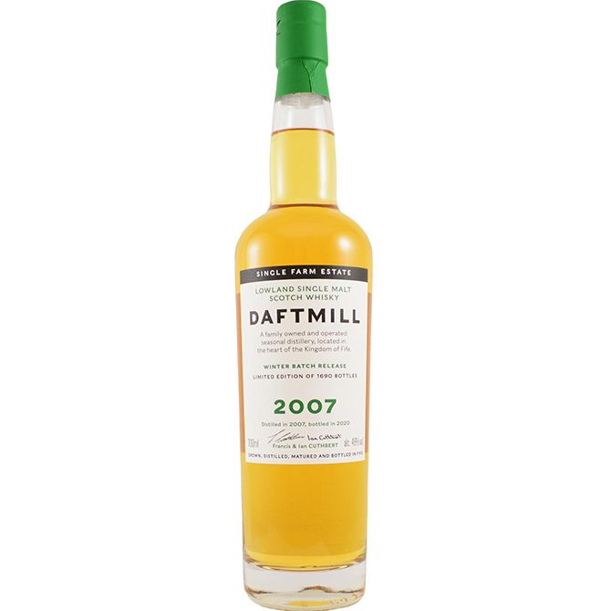 Read more about the article Daftmill 2007 – Winter Release