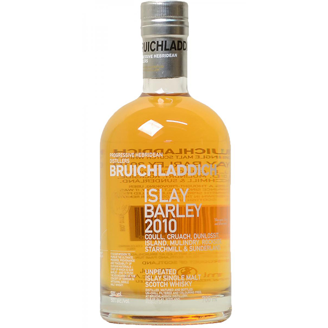 Read more about the article Bruichladdich 2010 Islay Barley