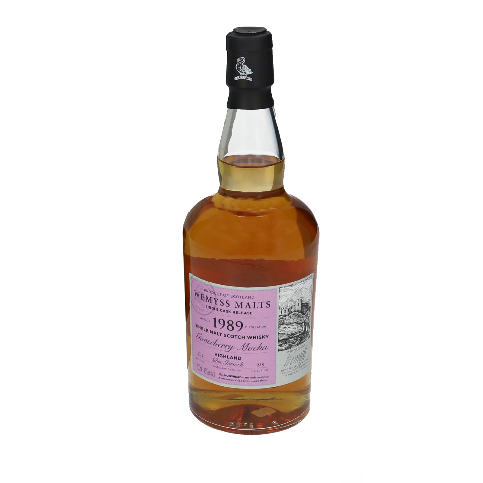 Read more about the article Glen Garioch 1989 26 years