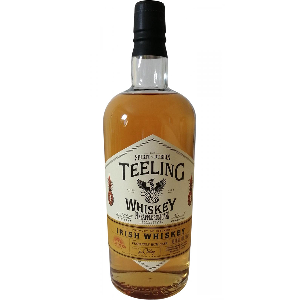 Read more about the article Teeling Pineapple Rum Cask