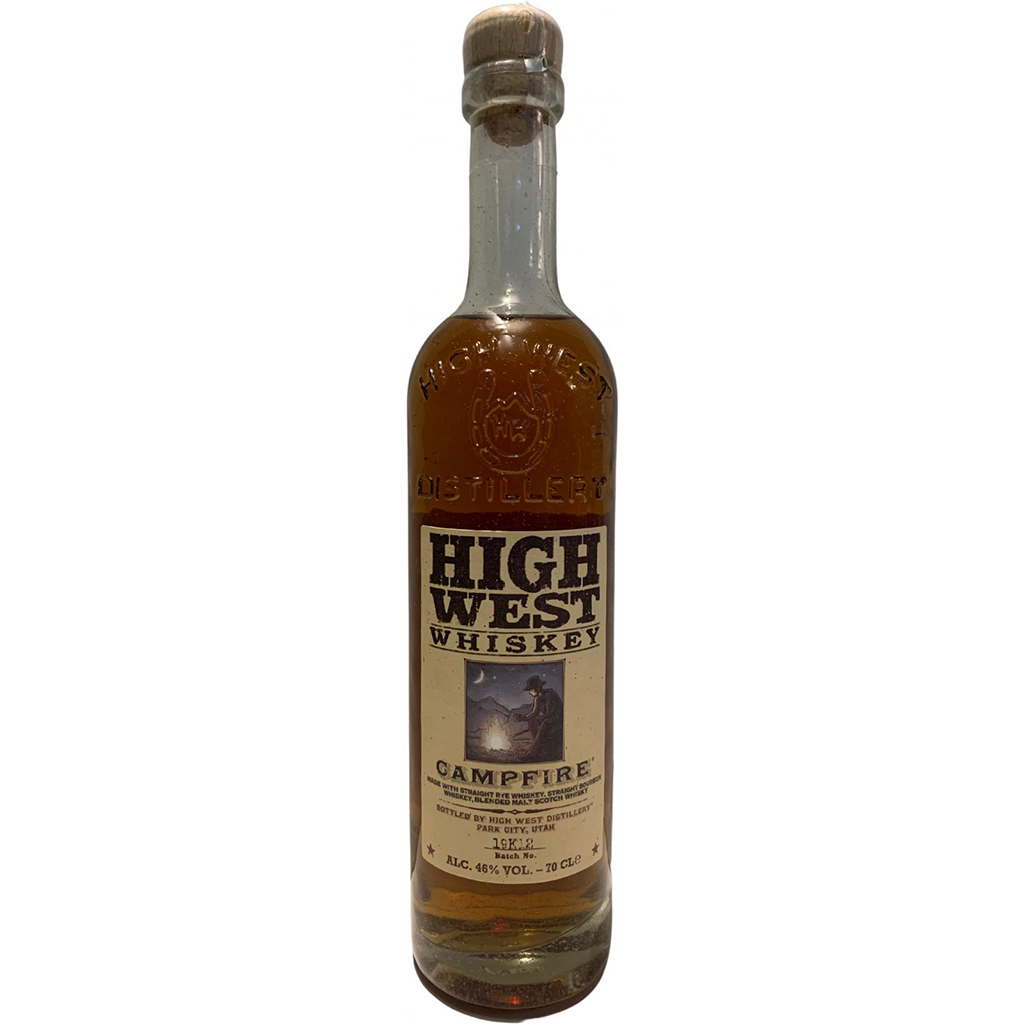Read more about the article High West Campfire – Batch #19K12