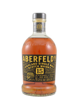 Aberfeldy 15 years*