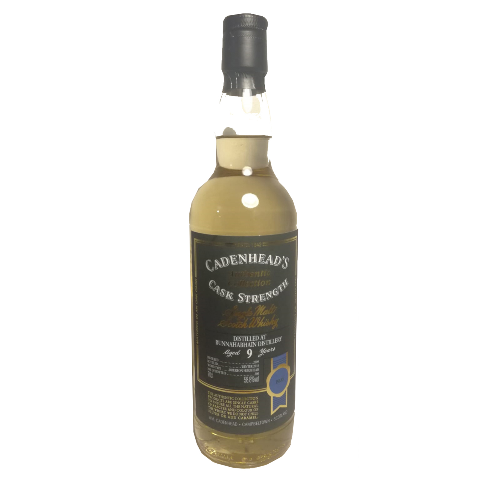 Read more about the article Bunnahabhain 2009 9 years