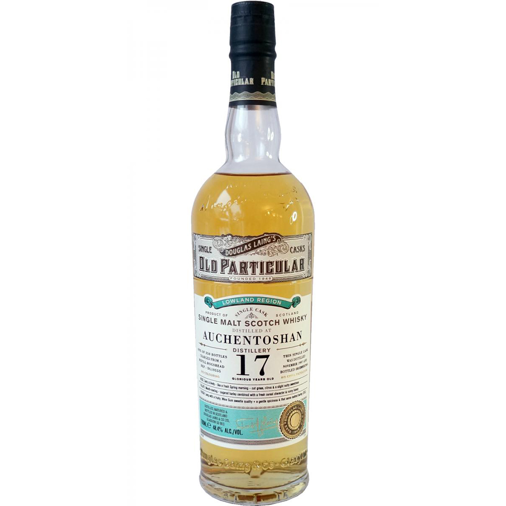 Read more about the article Auchentoshan 1997 17 years – cask #DL 10555