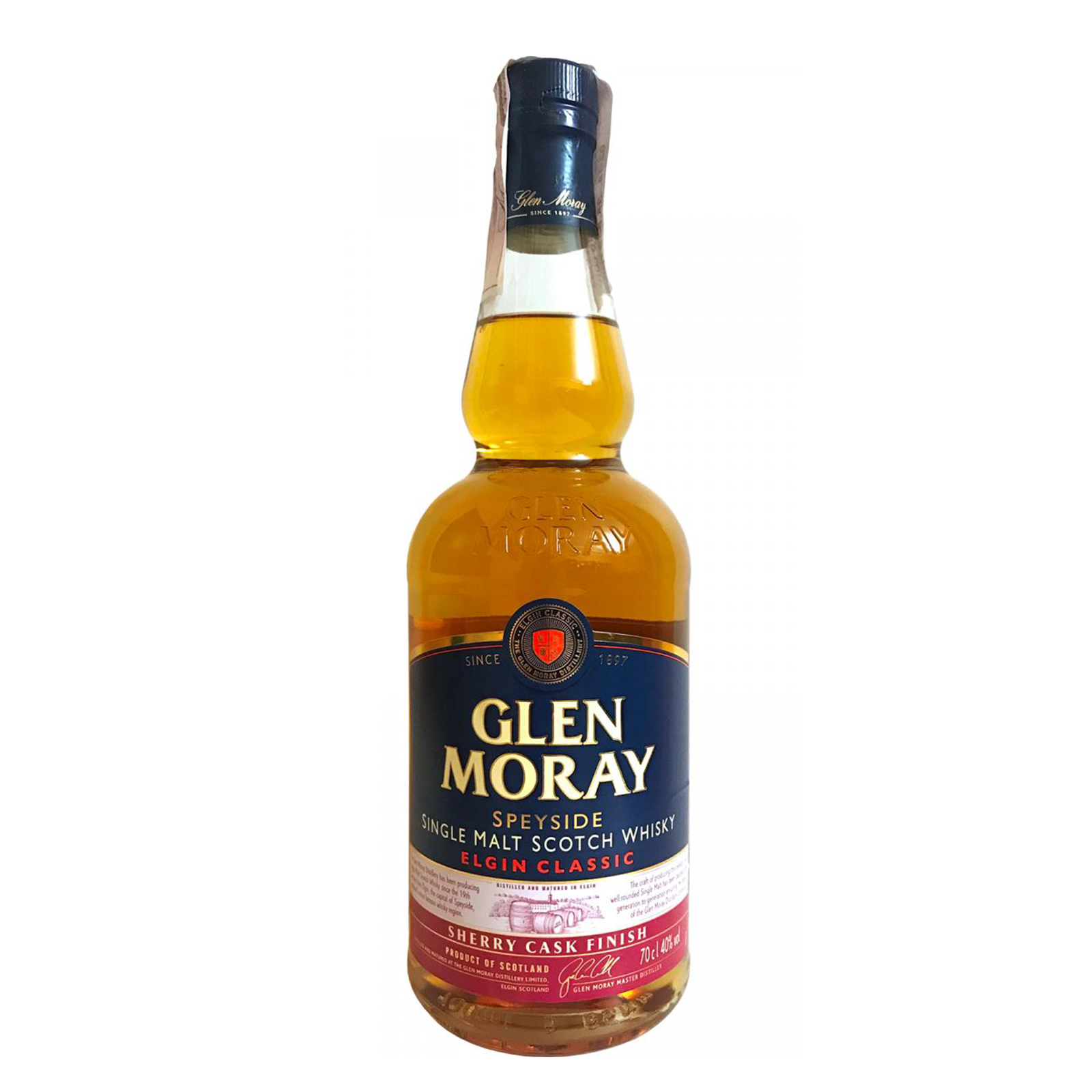 Glen Moray – Sherry Cask Finish