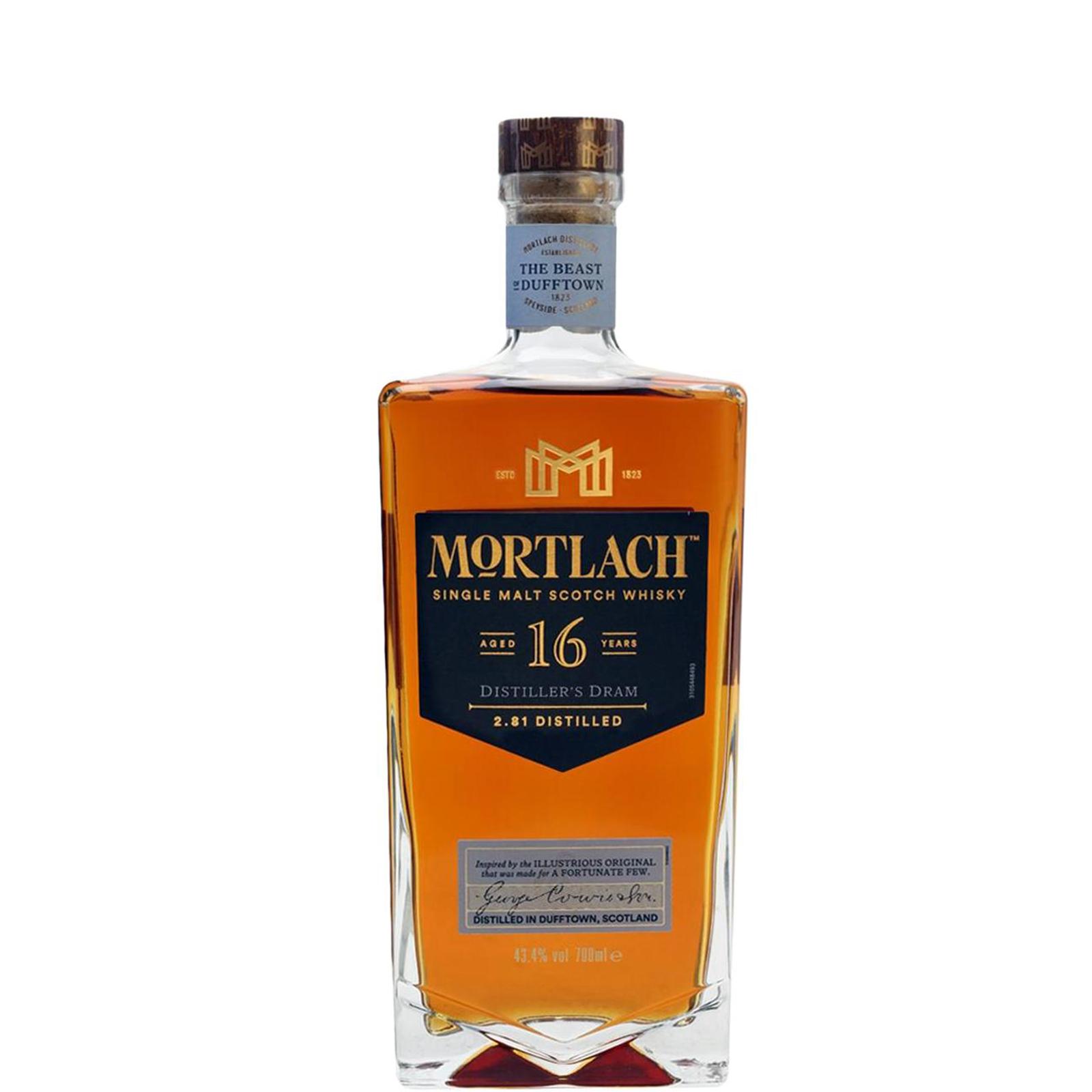 Mortlach 16 years