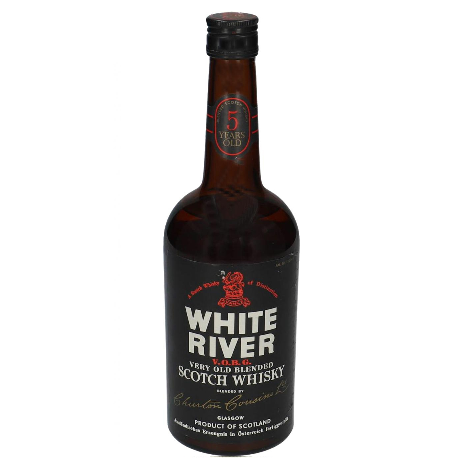 White River – 5 years
