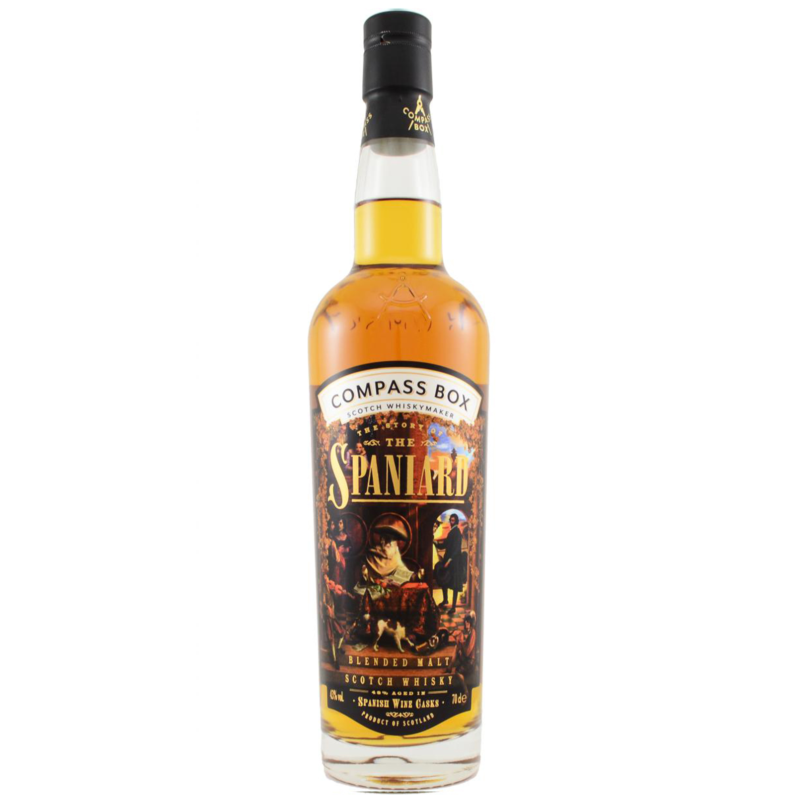 Read more about the article Compass Box – The Spaniard
